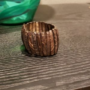 Wood Bracelet from Express